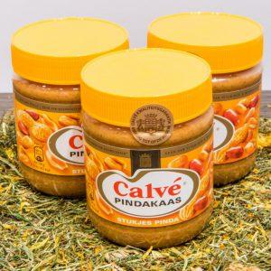 Calve Pindakaas mit Nüsse