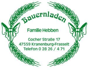 Logo Bauernladen Hebben
