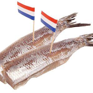 Frische Matjes aus Holland