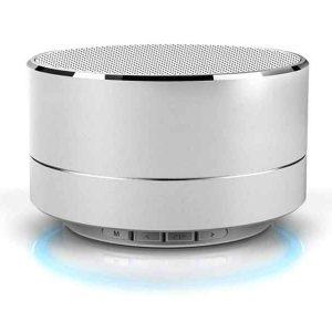 Reekin Marlin Bluetooth Lautsprecher silber