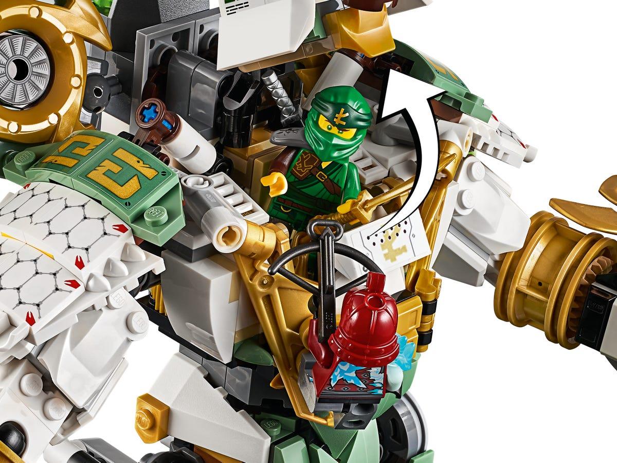 "LEGO Ninjago ""Lloyds Titan-Mech"" - LADEN-LOKAL.SHOP"